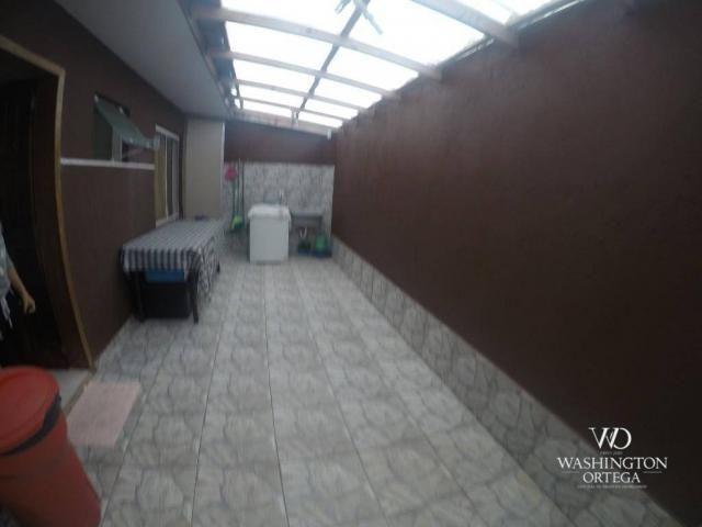 Casa com 2 dormitórios à venda, 51 m² por r$ 160.000,00 - miringuava - são josé dos pinhai - Foto 10