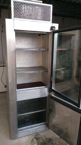 Freezer e expositor industrial vertical - Foto 3