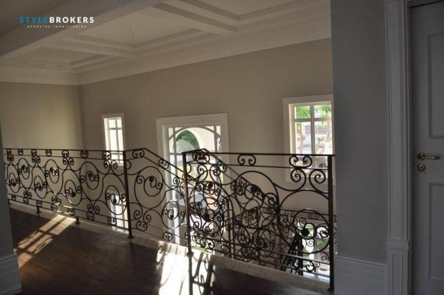 Sobrado no Condomínio Alphaville 1 com 5 dormitórios à venda, 692 m² por R$ 5.500.000 - Lo - Foto 3