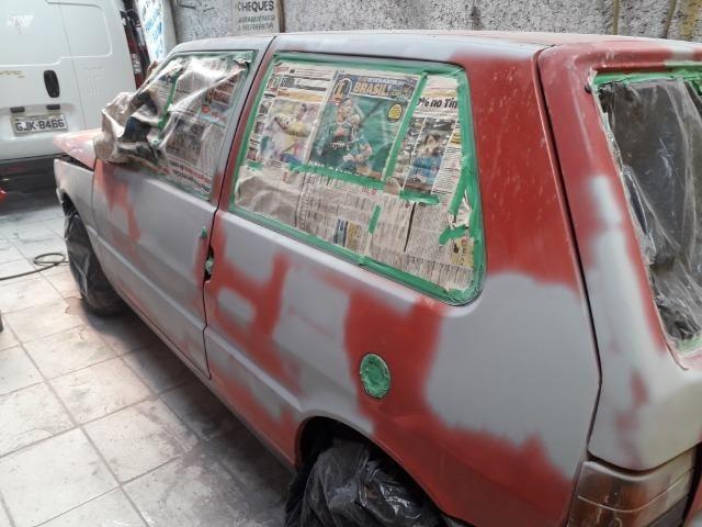 Restaurador veículos