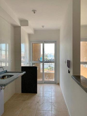 Apartamento com 2 dormitórios à venda, 56 m² por r$ 198.000 - jardim santa maria - jacareí - Foto 14