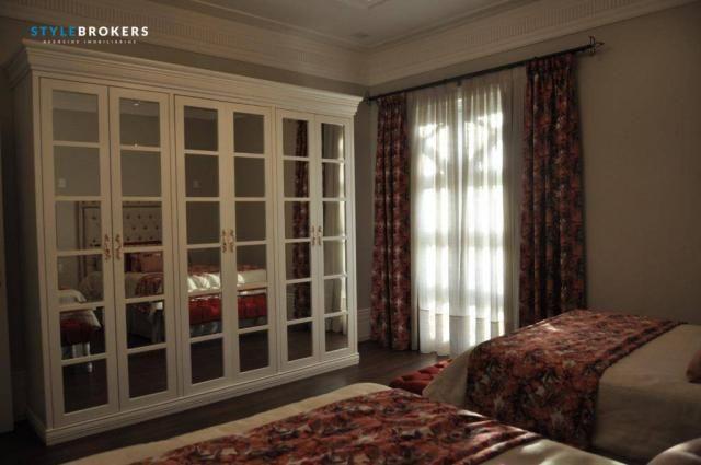 Sobrado no Condomínio Alphaville 1 com 5 dormitórios à venda, 692 m² por R$ 5.500.000 - Lo - Foto 2
