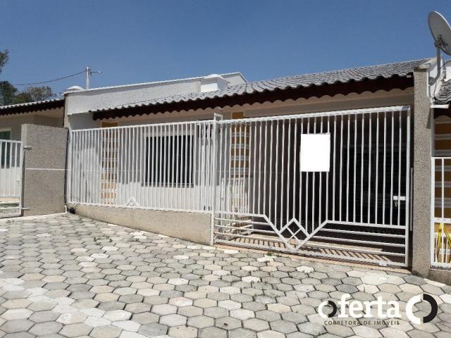 Casa à venda com 3 dormitórios em Serrinha, Contenda cod:560