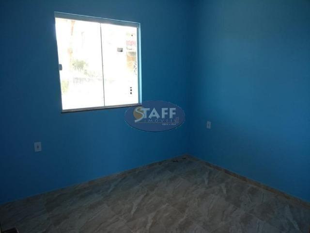 OLV-Casa com 2 dormitórios à venda, 90 m² por R$ 140.000 - Unamar - Cabo Frio/RJ CA1013 - Foto 12