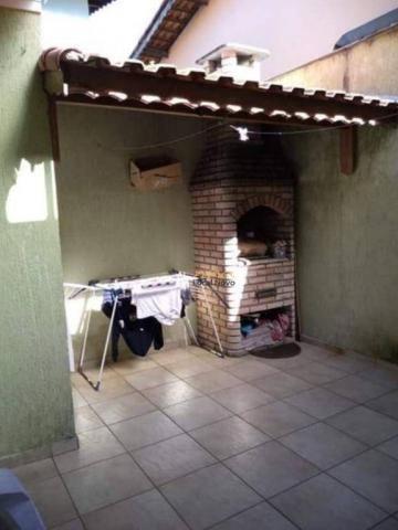 Sobrado com 3 dormitórios para alugar, 130 m² por r$ 1.700,00/mês - parque continental i - - Foto 5