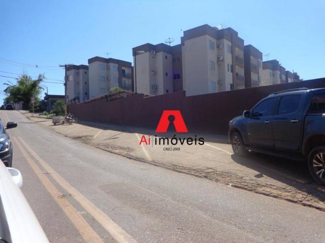 Apartamento com 2 dormitórios sendo 1 suíte, à venda, 67,20 m² por r$ 270.000 - conjunto m - Foto 6