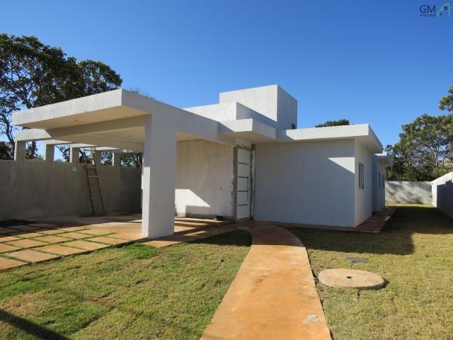 Casa a venda / condomínio alto da boa vista / 03 quartos / porcelanato / aceita casa de me - Foto 2