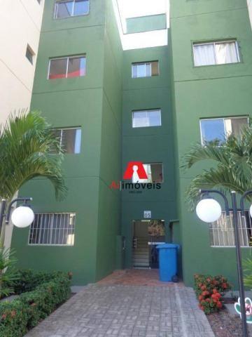 Apartamento com 2 dormitórios à venda ou locação, 71 m² por r$ 280.000 - portal da amazôni - Foto 16