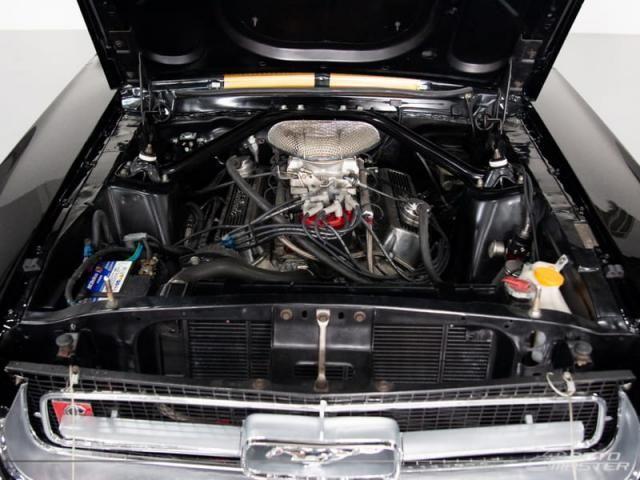 Ford Mustang GT Hard Top 5.0 V8 - Preto - 1967 - Foto 12