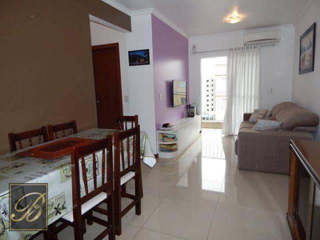 Apartamento com 2 dormitórios à venda, 58 m² por R$ 230.000 - Boa Vista - Joinville/SC - Foto 13