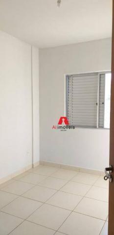 Apartamento com 2 dormitórios à venda ou locação, 71 m² por r$ 280.000 - portal da amazôni - Foto 9