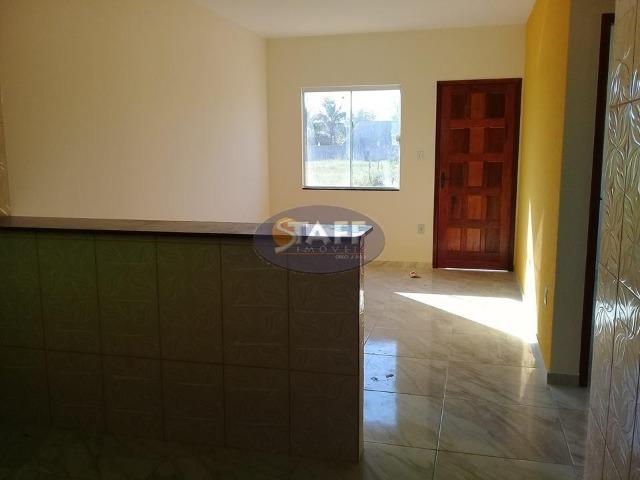 OLV-Casa com 2 dormitórios à venda, 55 m² por R$ 85.000 - Unamar - Cabo Frio/RJ CA0956 - Foto 8