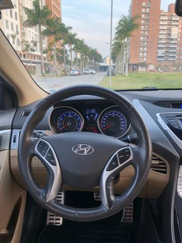 Hyundai Elantra GLS 1.8 AUT Branco - Foto 6