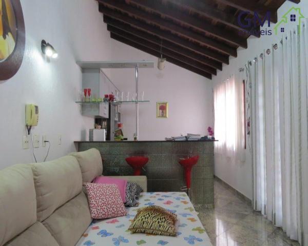Casa a venda condomínio rk 3 quartos / grande colorado, sobradinho df, churrasqueira, próx - Foto 10