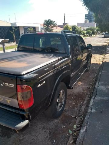 S-10 Executive 4x4 2.8 turbo diesel R$ 45mil - Foto 2
