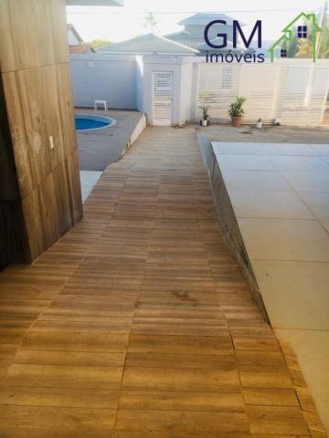 Casa a venda / condomínio rk / 03 quartos / churrasqueira / piscina / aceita casa de menor - Foto 5