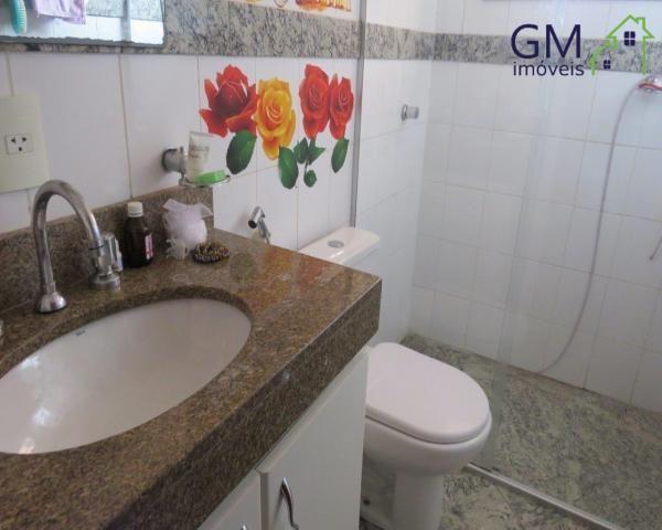 Casa a venda condomínio rk 3 quartos / grande colorado, sobradinho df, churrasqueira, próx - Foto 18