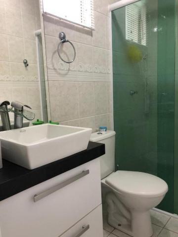 Apartamento com 2 dormitórios à venda, 48 m² por r$ 220.000 - jardim santa terezinha (zona - Foto 8