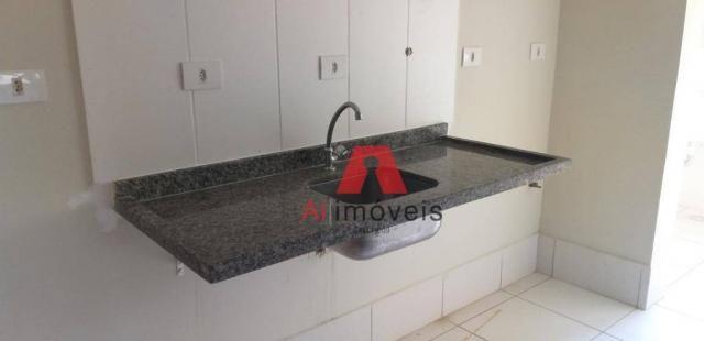 Apartamento com 2 dormitórios para alugar, 53 m² por R$ 1.225,00/mês com CONDOMINIO E IPTU - Foto 11