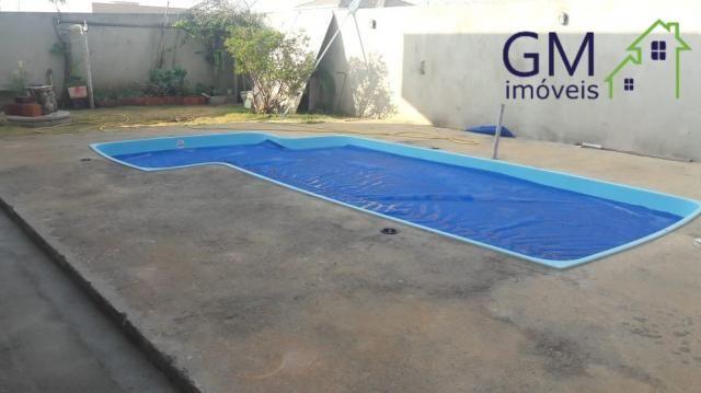 Casa a venda / condomínio alto da boa vista / 3 quartos / suites / churrasqueira / piscina - Foto 19