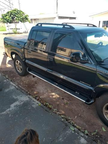 S-10 Executive 4x4 2.8 turbo diesel R$ 45mil - Foto 4