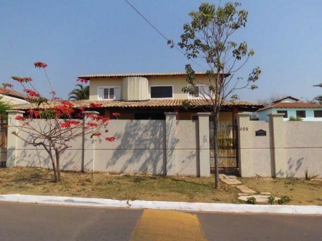Casa a venda no condomínio vivendas lago azul / 04 quartos /grande colorado sobradinho-df