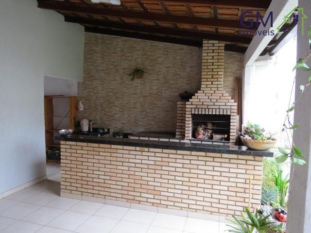 Casa a venda quadra 08 / 03 quartos / sobradinho df / churrasqueira - Foto 16