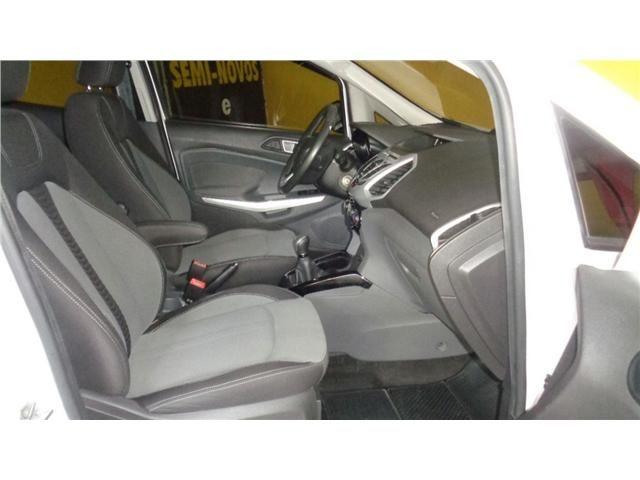 Ford Ecosport 1.6 freestyle 16v flex 4p manual GNV - Foto 7