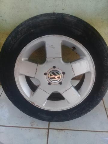 Rodas com pneu 185/65