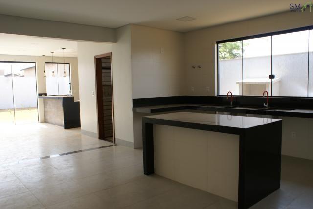 Casa a venda / condomínio alto da boa vista / 3 suítes / espaço gourmet / sobradinho - df - Foto 4