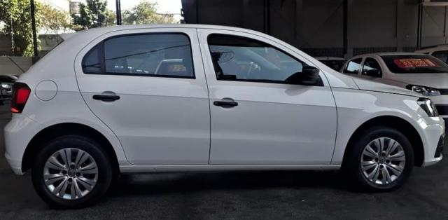 Volkswagen Gol 1.6 Trendline 4P Manual - Foto 5
