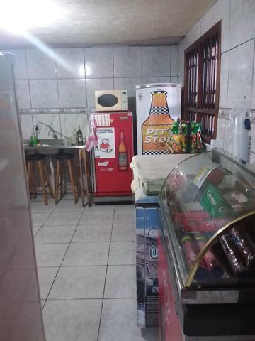 Depósito com escritório, cozinha, garagem e banheiro - Foto 8