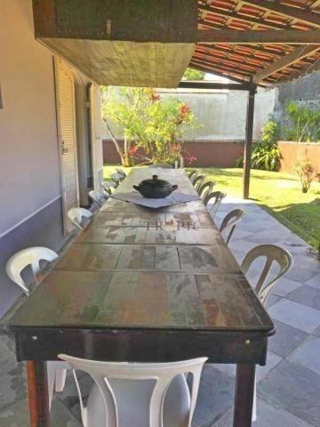 Casa na praia com 2 dormitórios à venda, 180 m² por r$ 510.000,00 - morada praia - bertiog - Foto 6