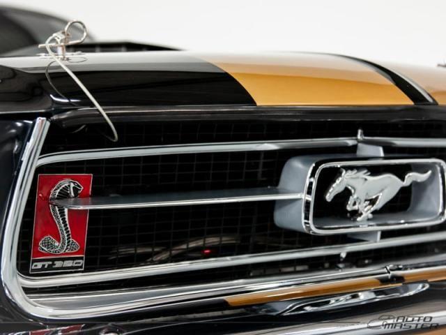 Ford Mustang GT Hard Top 5.0 V8 - Preto - 1967 - Foto 11