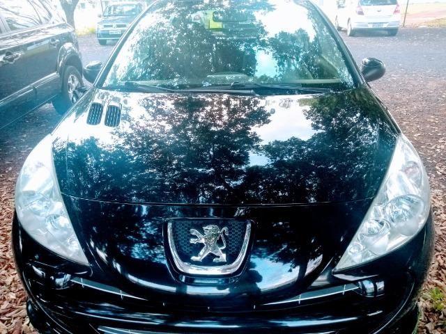Ágio! Parcela de R$ 269! Peugeot 207 1.4 2012 completo!!! - Foto 3