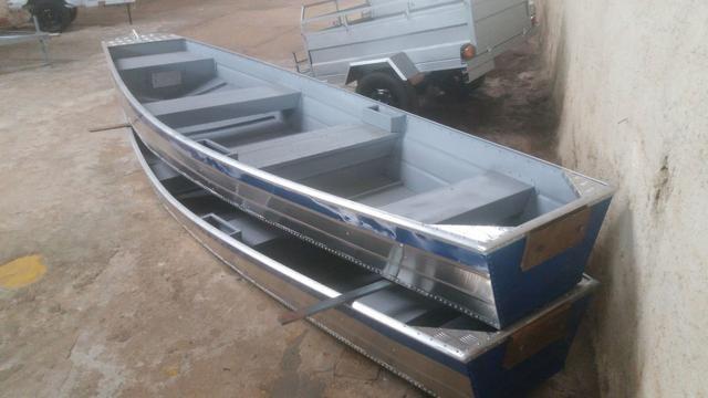Canoas de Alumínio Naval - Foto 3