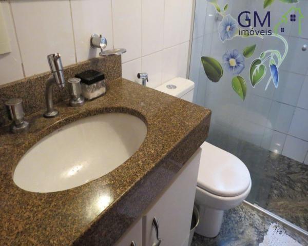 Casa a venda condomínio rk 3 quartos / grande colorado, sobradinho df, churrasqueira, próx - Foto 15