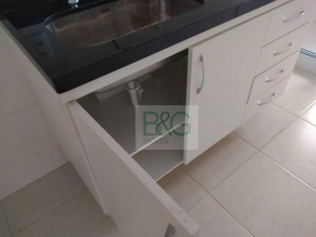Apartamento com 3 dormitórios para alugar, 76 m² por r$ 2.200/mês - vila formosa - são pau - Foto 12