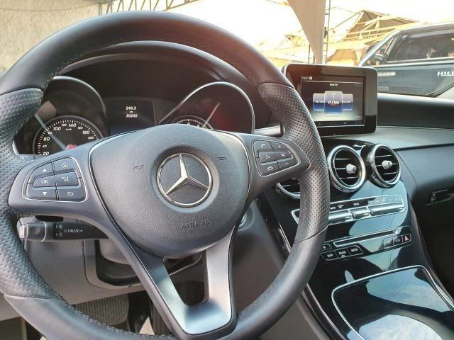M.Benz C180 Avantarde 1.6 Turbro - 2016 - Foto 10