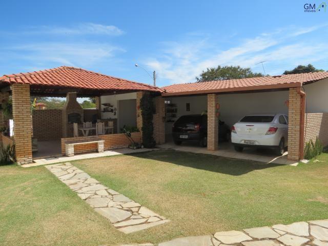 Casa a venda / condomínio rk / 04 quartos / churrasqueira / piscina / academia / quintal - Foto 5