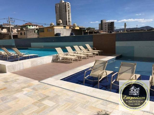 Apartamento com 2 dormitórios à venda, 69 m² por r$ 455.000 - jardim flor da montanha - gu - Foto 13