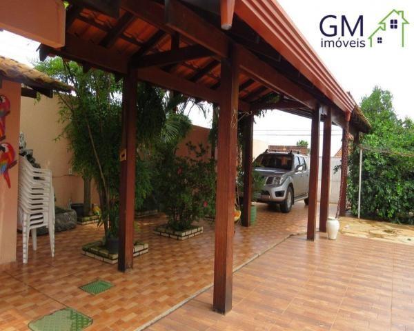 Casa a venda condomínio rk 3 quartos / grande colorado, sobradinho df, churrasqueira, próx - Foto 3