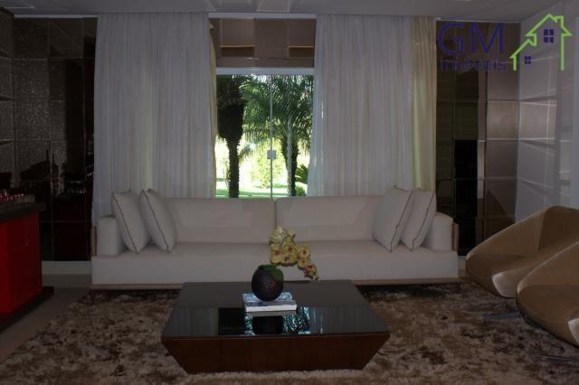 Casa a venda / setor de mansões / 4 suítes / piscina / churrasqueira / varanda / sobradinh - Foto 11