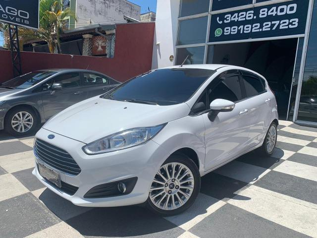 Ford New Fiesta Titanium Plus 1.0 EcoBoost PowerShift - Foto 3