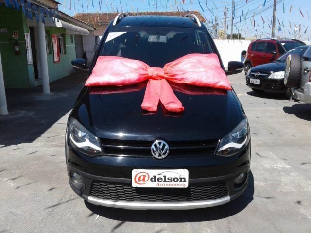 Volkswagen Crossfox 1.6 MI 8V Total Flex 4p - Foto 2