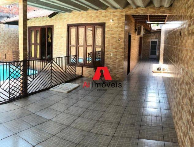 Casa a venda no conjunto tucumã. 04 dormitórios sendo 01 suíte. 222,m². - Foto 3