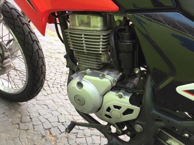Honda/ Nxr 150 Bros Esd conservada - Foto 9