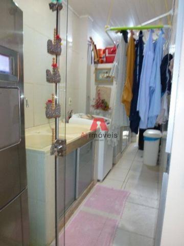 Belíssima casa em fino acabamento, com 03 dormitórios em condomínio fechado. - Foto 12
