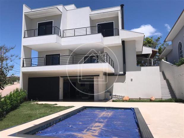 Casa de condomínio para alugar com 4 dormitórios em Medeiros, Jundiaí cod:851999