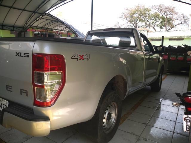 Ford ranger diesel C/s longa 2014 revisado - Foto 5